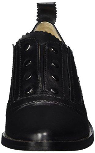 Copenhagen Gardenia Zapatos Black Mujer Negro Carlas Calf AHHvF4d