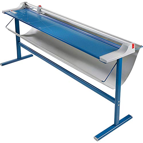 Dahle 472s Large Format Premium Rolling Trimmer with Stand, 72