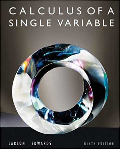 Calculus of a Single Variable  th Edition Amazon com