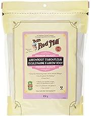 Bob's Red Mill Arrowroot Starch Flour, Arrowroot, 454 Grams