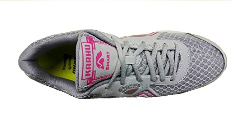 Karhu Smart Fulcrum f200188 (Women) Silver/Cosmic Pink - Running Damen