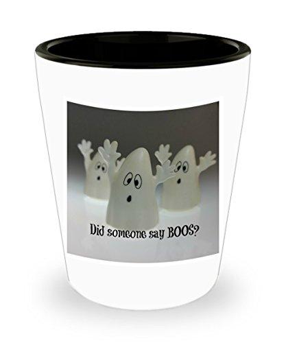 Funny Shot Glass -