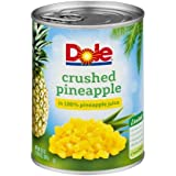 Crushed Pineapple In 100% Pineapple Juice (Pack of 2)
