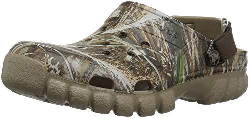 Image of Crocs Unisex Adult Offroad Sport RT Max5 2 CLG Clog, Chocolate/