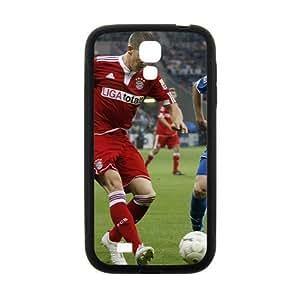 SANLSI Bundesliga Pattern Hight Quality Protective Case for Samsung Galaxy S4