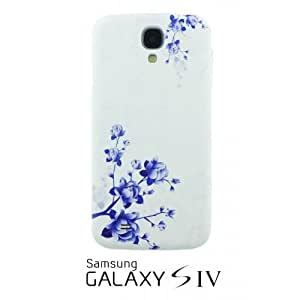 OnlineBestDigital - Carving Pattern Battery Cover for Samsung Galaxy S4 IV I9500 / I9505 - Style C