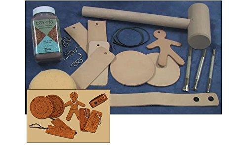 - Tandy Leather Youth Leathercraft Set 55500-00