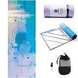 Best Hot Yoga Mats - Yoga Towel,Hot Yoga Mat Towel with Corner PocketsDesign Review