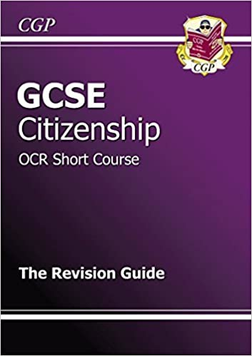 Book GCSE Citizenship Studies - Short Course (OCR) (A*-G course) by CGP Books (2012-03-21)