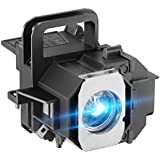 AWO Premium Replacement Projector Lamp Bulb with Housing Fit For EPSON ELPLP49/V13H010L49 PowerLite Home Cinema 6100 8100 8345 8350 8500UB, H291A H292A H337A H373B, EH-TW2900 TW3000 TW3200 TW3500