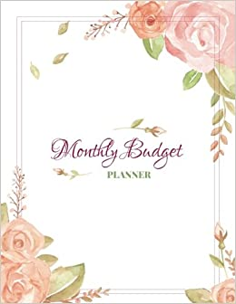 buy monthly budget planner budget planning planner journal