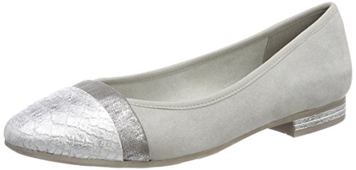 Softline Soft Line 22165-20 - 204 Light Grey (Man-Made) Womens Shoes 76RdWm7w