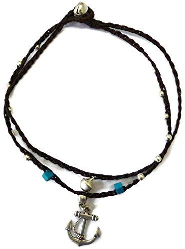 6 Mm Anchor Bracelet - 6