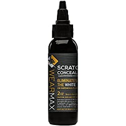 WearMax Scratch Concealer for Hardwood Flooring - Scratch Repair Touch-up & Remover - Eliminate White Lines from Wood Floors