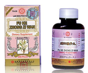 Fu Ke Zhong Zi Wan Herbal Supplements from Solstice Medicine Company 200 (Eucommia Combination)