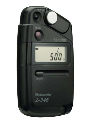 Sekonic 401-346 Illuminometer by Sekonic (Image #2)