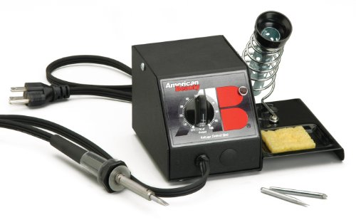 American Beauty V36GL3 Industrial Grade Soldering Station, 60 Watt