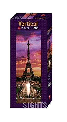 Heye Night in Paris Puzzle 1000pc Puzzle