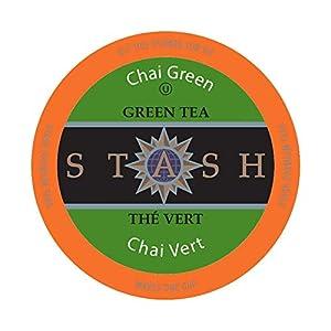 Stash Tea Chai Green Single-Cup Tea