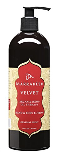 Marrakesh Oil Velvet Original Hand and Body Lotion 473 ml