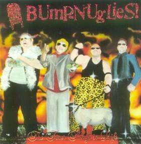Bump-N-Uglies The All American 4 Pack