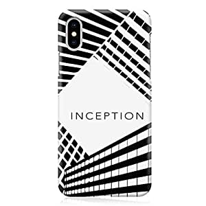 Loud Universe Inception Architecture iPhone XS Case Inception the movie iPhone XS Cover with 3d Wrap around Edges