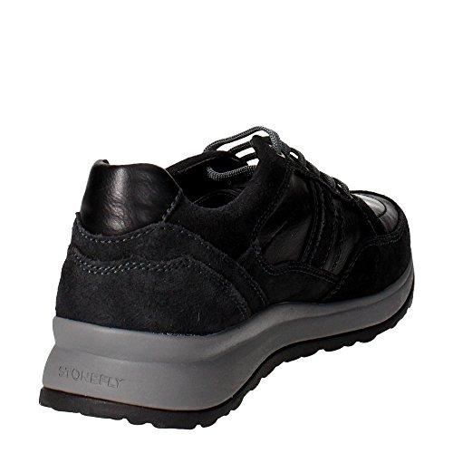 Nero 43 Crosta Uomo 105848 Stonefly Sneakers qXwx4C6