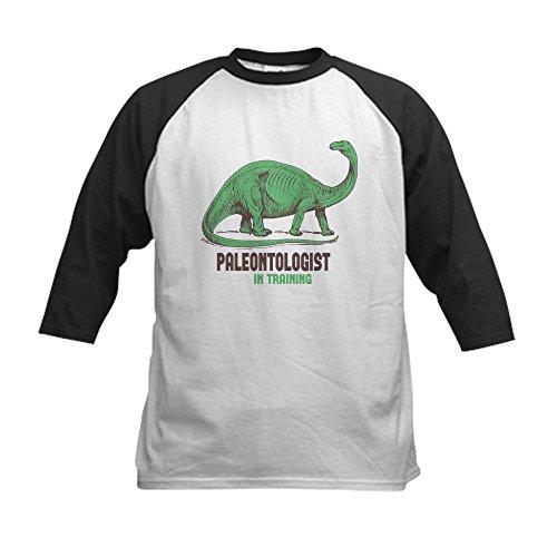 CafePress - Paleontologist In Training Kids Baseball Jersey