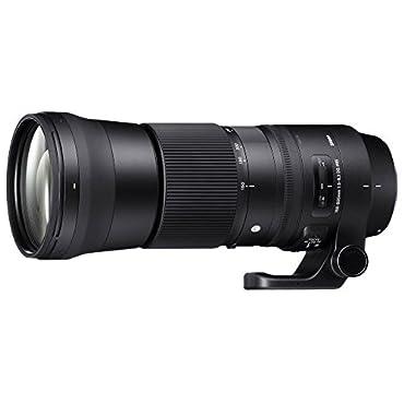 Sigma 150-600mm F5-6.3 DG OS HSM Zoom Lens (Contemporary) for Nikon DSLR Cameras