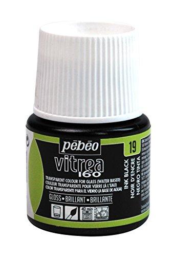 Pebeo Vitrea Glossy 45 Milliliter Bottle