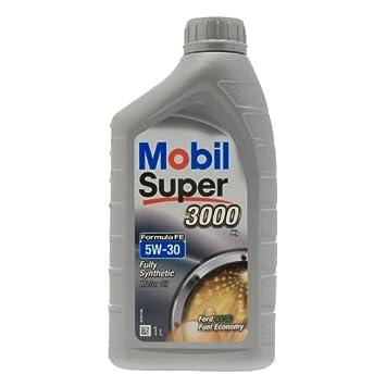ExxonMobil 150576 Super 3000 X1 Formula FE 5W-30 Aceites de Motor para Coches 1 litro: Amazon.es: Coche y moto