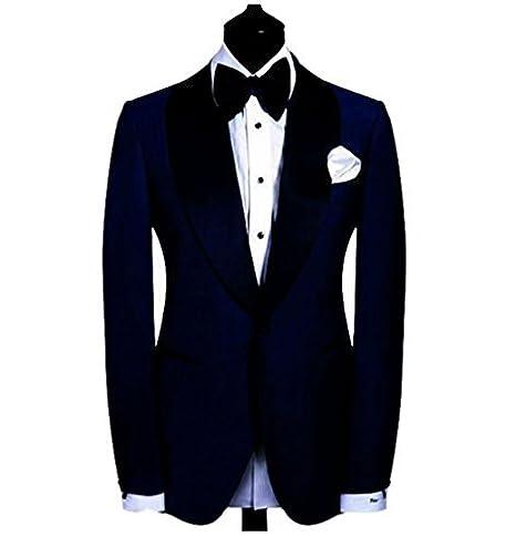 6e5db6094106 FERUCCI Mens Oversized Pre Tied Bow Tie - Tuxedo Black Velvet Bowtie, Mens  big bow
