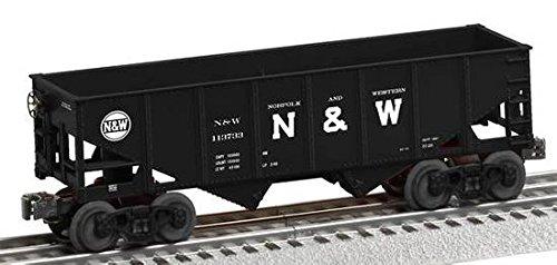 Lionel Norfolk & Western 2-Bay Coal Hopper Train
