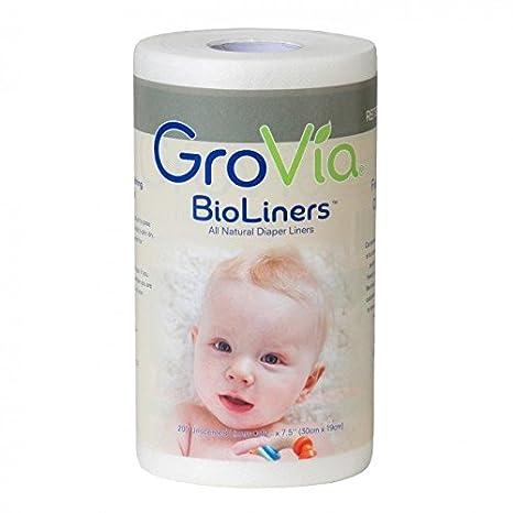 Review GroVia - All Natural