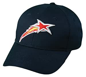 "MiLB Minor League ADULT Huntsville STARS Hat Cap Adjustable Velcro TWILL ""Brewers Affiliate"""