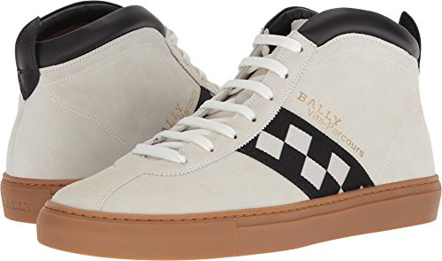 Bally Heren Vita Parcour Retro High Top White