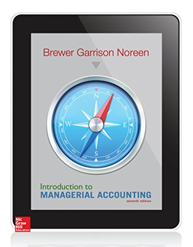 Introduction to Managerial Accounting - Brewers 7