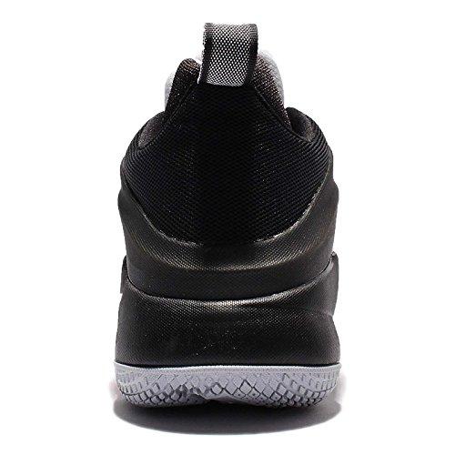Nike Mens Zoom Testimone Ep, Nero / Totale Cremisi-lupo Grigio, 8,5 M Us