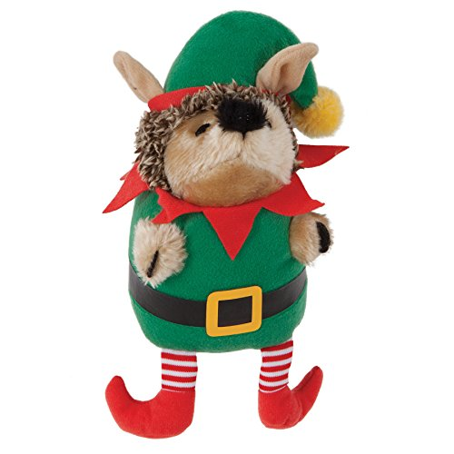 Cheap Petmate ZOOBILEE Elf Heggies Plush Dog Toy