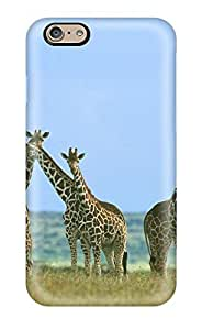High Quality AnnDavidson Giraffe For Pc Skin Case Cover Specially Designed For Iphone - 6