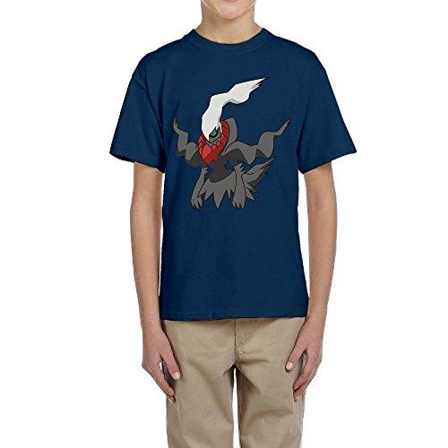 shirt Garçon Marine Manches T Bleu Aidear Courtes 4qSfp5Fw