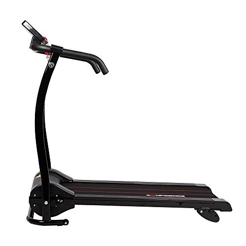 Confidence Fitness Confidence Power Trac Treadmill Black Confidence Power Trac Treadmill (Certified Refurbished)