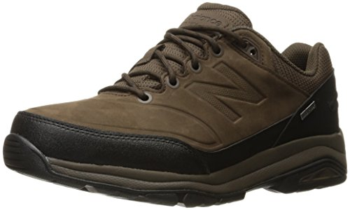 New Balance Men's M1300v1 Walking Shoe, Chocolate, 9.5 2E US