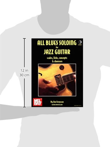 Blues chorus concept guitar jazz lick scale soloing