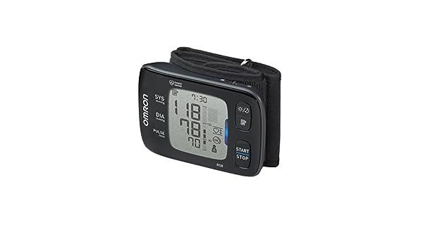 Mch-Tensiómetro de puño OMRON RS8 Validación clínica-OMR205: Amazon.es: Salud y cuidado personal
