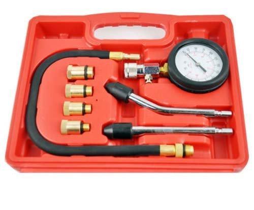 Yosoo/ /multifunzione per cilindro-Manometro misuratore Tester Test Kit compressione per auto moto