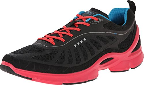 Ecco Damen Laufschuhe Natural Running Biom Evo Trainer - 800123 58270 Schwarz