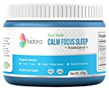 Brain Booster Nootropic Supplement with Anandanol, Multivitamin Supports Memory, Focus, Natural Calm & Improved Cognitive Function, Berry Flavor - 9.5 Oz, 60 Servings