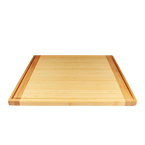 remium Pull Out Cutting Boards - Under Counter Replacement - Designed To Fit Standard Slots Heavy Duty Kitchen Board with Juice Groove - 20