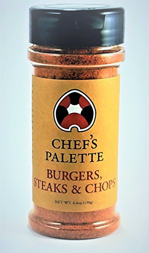 Chef's Palette - Burgers, Steaks and Chops